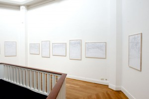 Skylines (exhibition view)